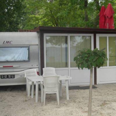 LMC Wohnwagen mieten Autocamp Nordsee