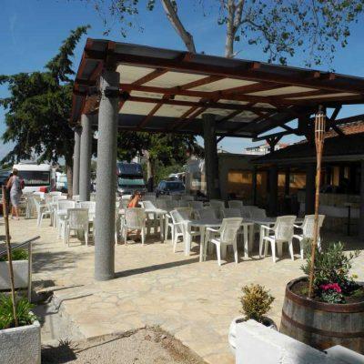 Restaurant Autocamp Nordsee Kroatien