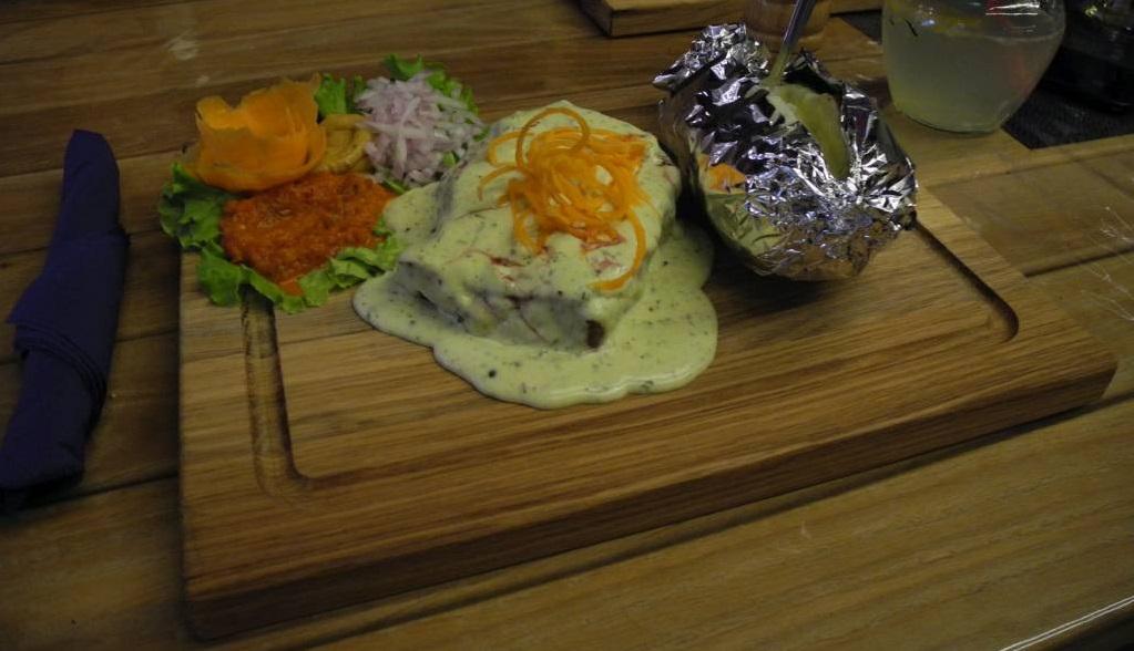Essen und Meer Steaks