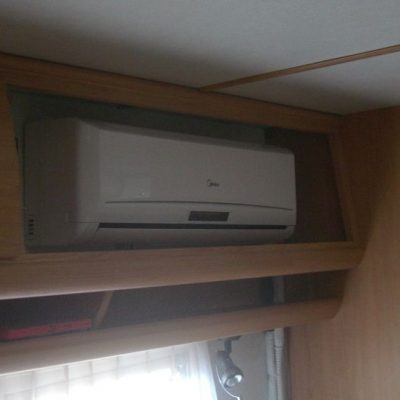 Wohnwagen mieten in Kroatien Klimaanlage