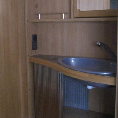 Wohnwagen mieten in Kroatien Waschen