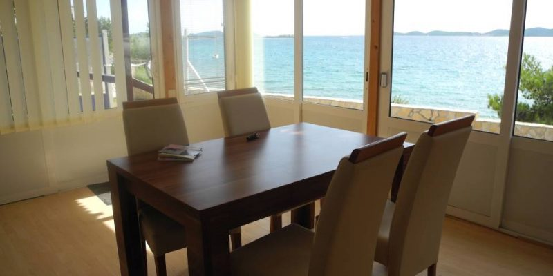 Ferienwohnung in Kroatien Strandhaus