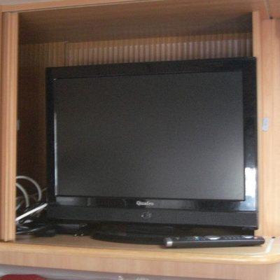 Wohnwagen mieten in Kroatien Sat-TV