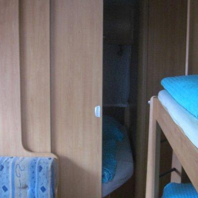 Wohnwagen mieten in Kroatien Holz