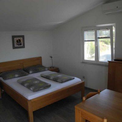 Wohnraum Apartments Camping Kroatien Pakostane