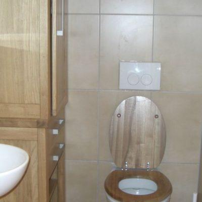 Wohnwagen mieten in Kroatien Toilette