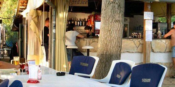 Bar Café Autocamp Nordsee