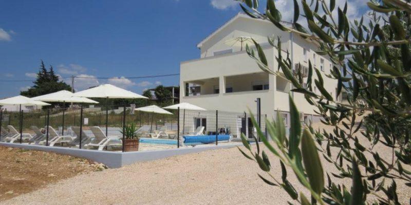 Haus am Meer Ferienwohnung in Kroatien