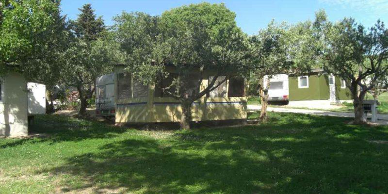 Ferienwohnung in Kroatien Wohnwagen