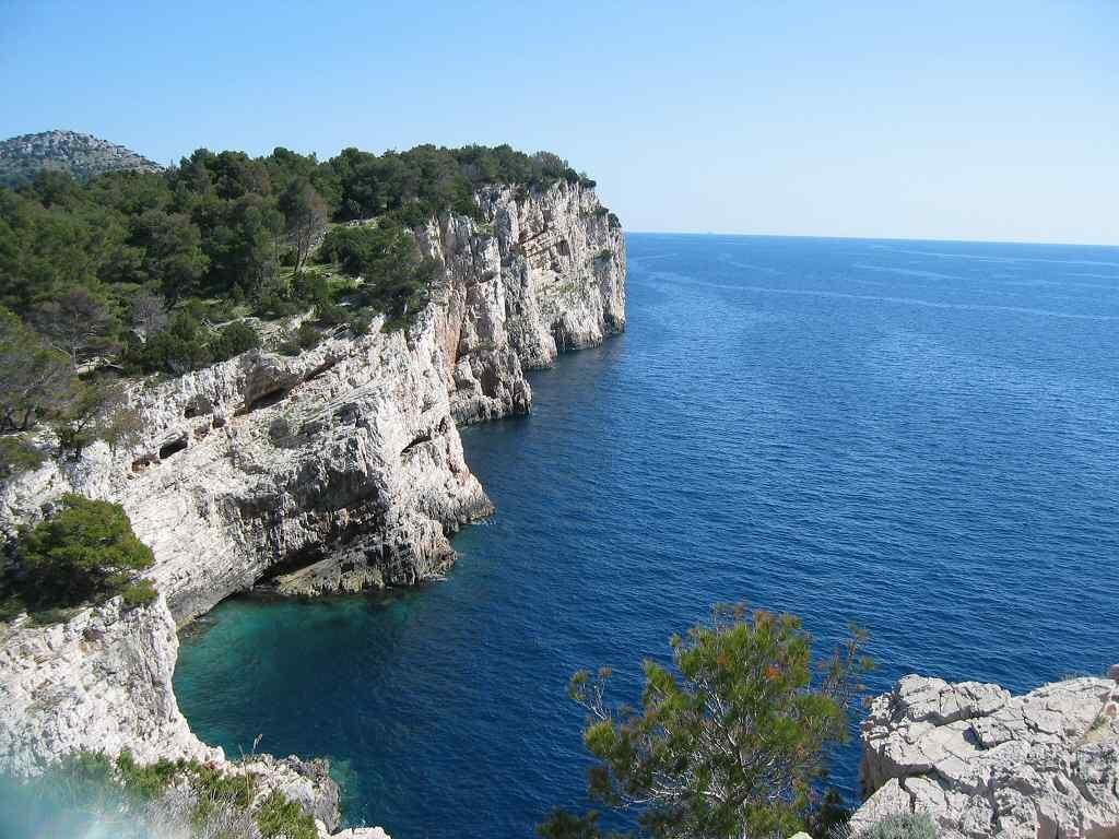 Ausflug Kornati-Inseln Kroatien
