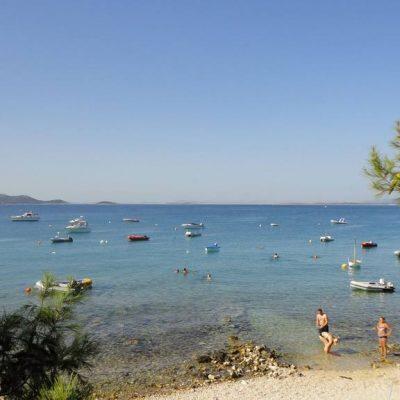 Boote Camping Kroatien
