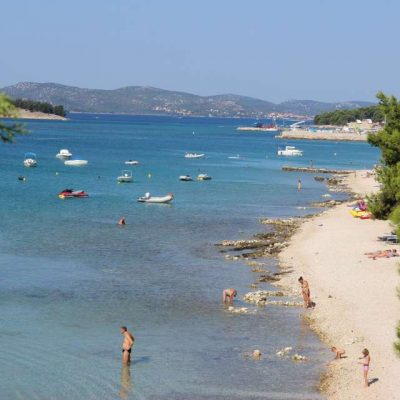 Kroatien Norddalmatien Strand