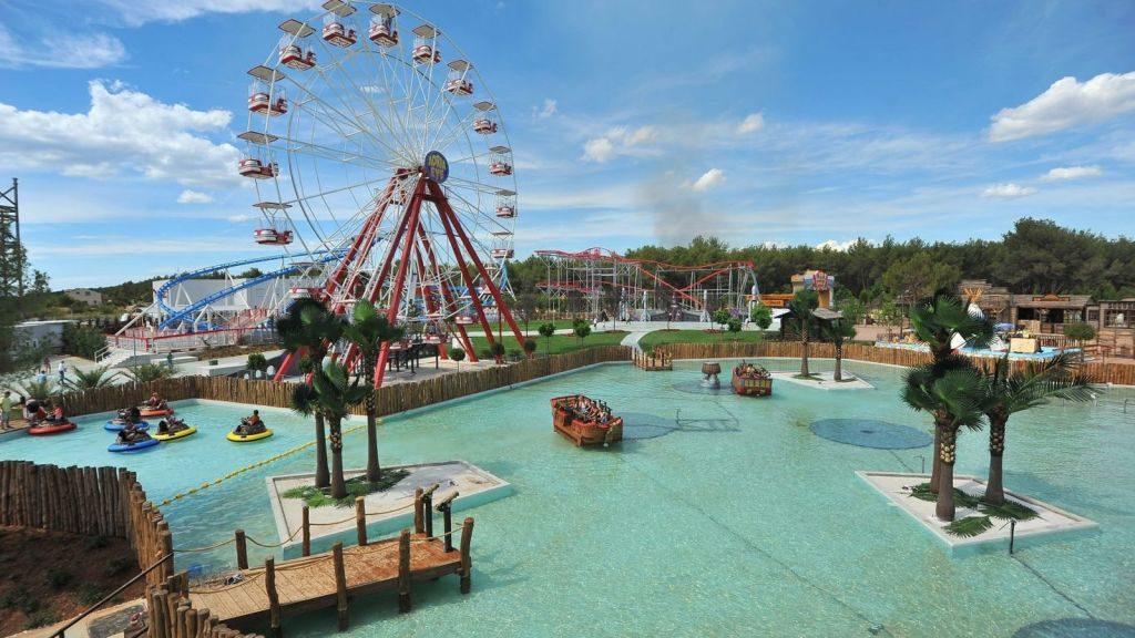 Mirnovec Fun Park Biograd Kroatien
