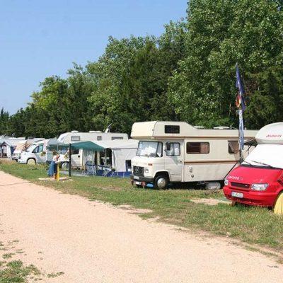 Stellplätze Camping Kroatien Meer