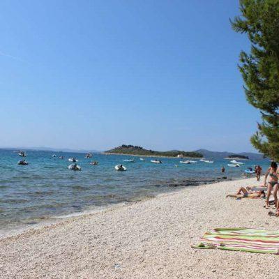 Strand Camping Kroatien