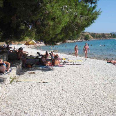 Strand Camping Pakostane