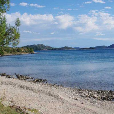 Strand Camping Pakostane Kroatien