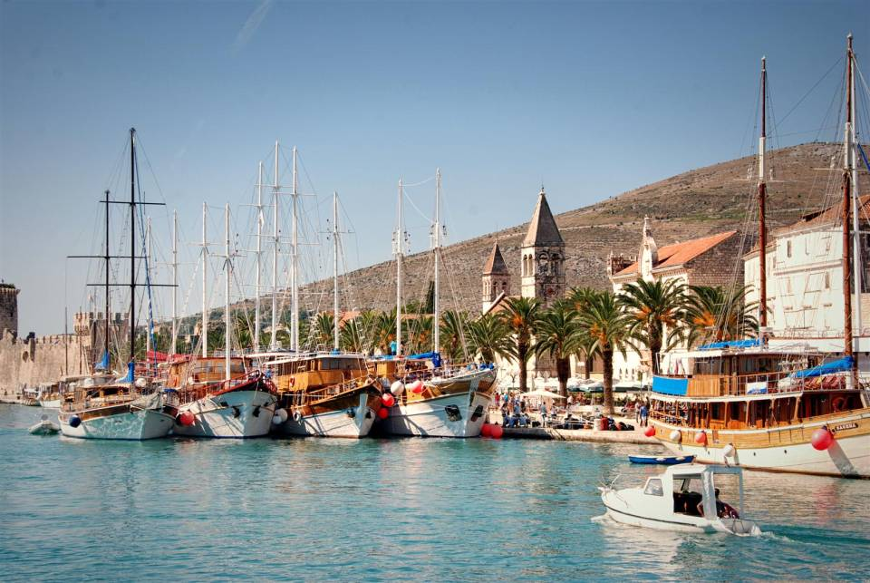 Trogir Altstadt Kroatien