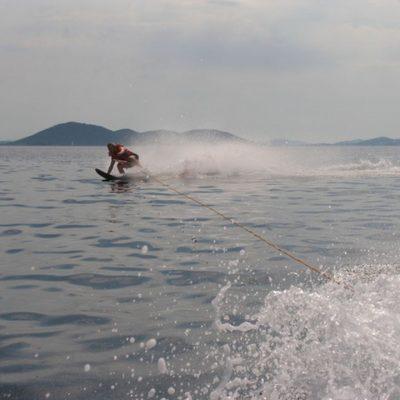 Wasserski mieten Kroatien Camping