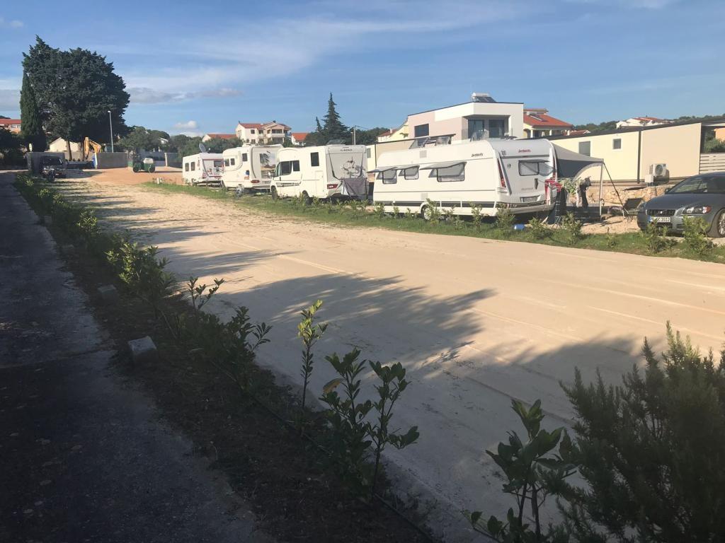 Stellplatz Kroatien Meer
