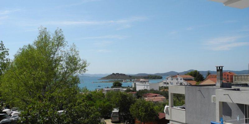 Ferienwohnung in Kroatien Meerblick