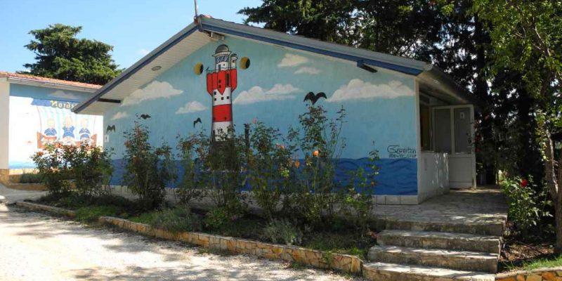 Camping Kroatien Sanitäranlagen