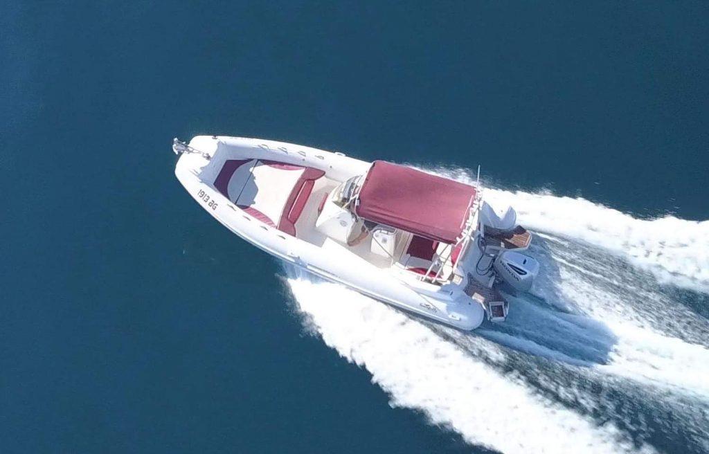 Motorboot mieten RIB 750