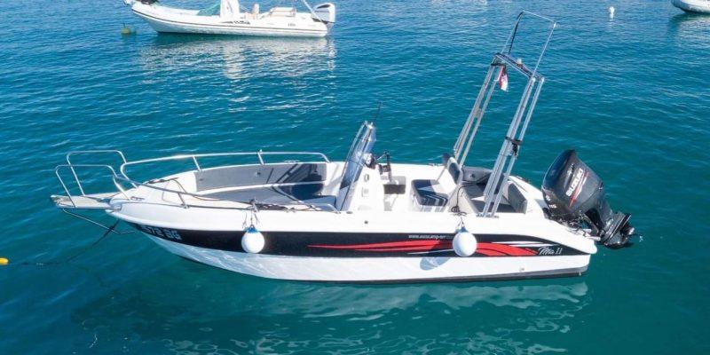 Boot mieten Kroatien Mia 2