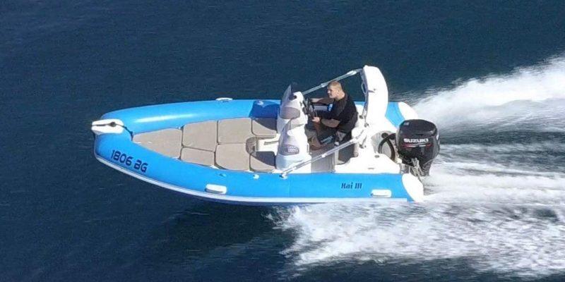 Boot mieten RIB 520 Kai 3