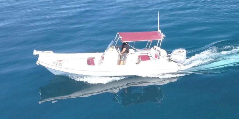 Boot mieten RIB 750